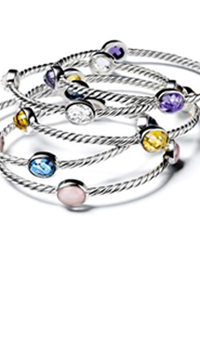 David-Yurman, Gold, Gold Reef Diamonds & Jewelry